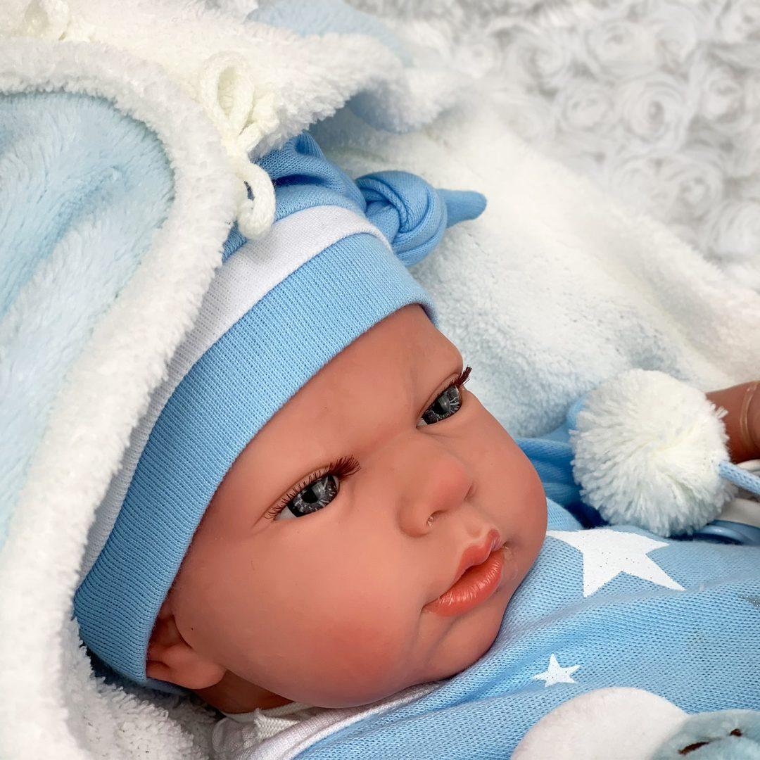 Arias Reborn Baby Doll Benjamin Mary Shortle