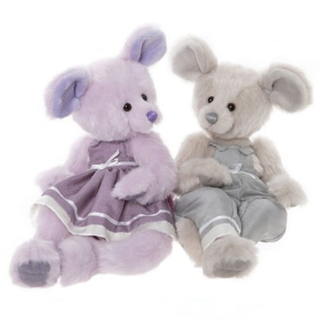 Jack and Jill Charlie Bear Mary Shortle 1-min