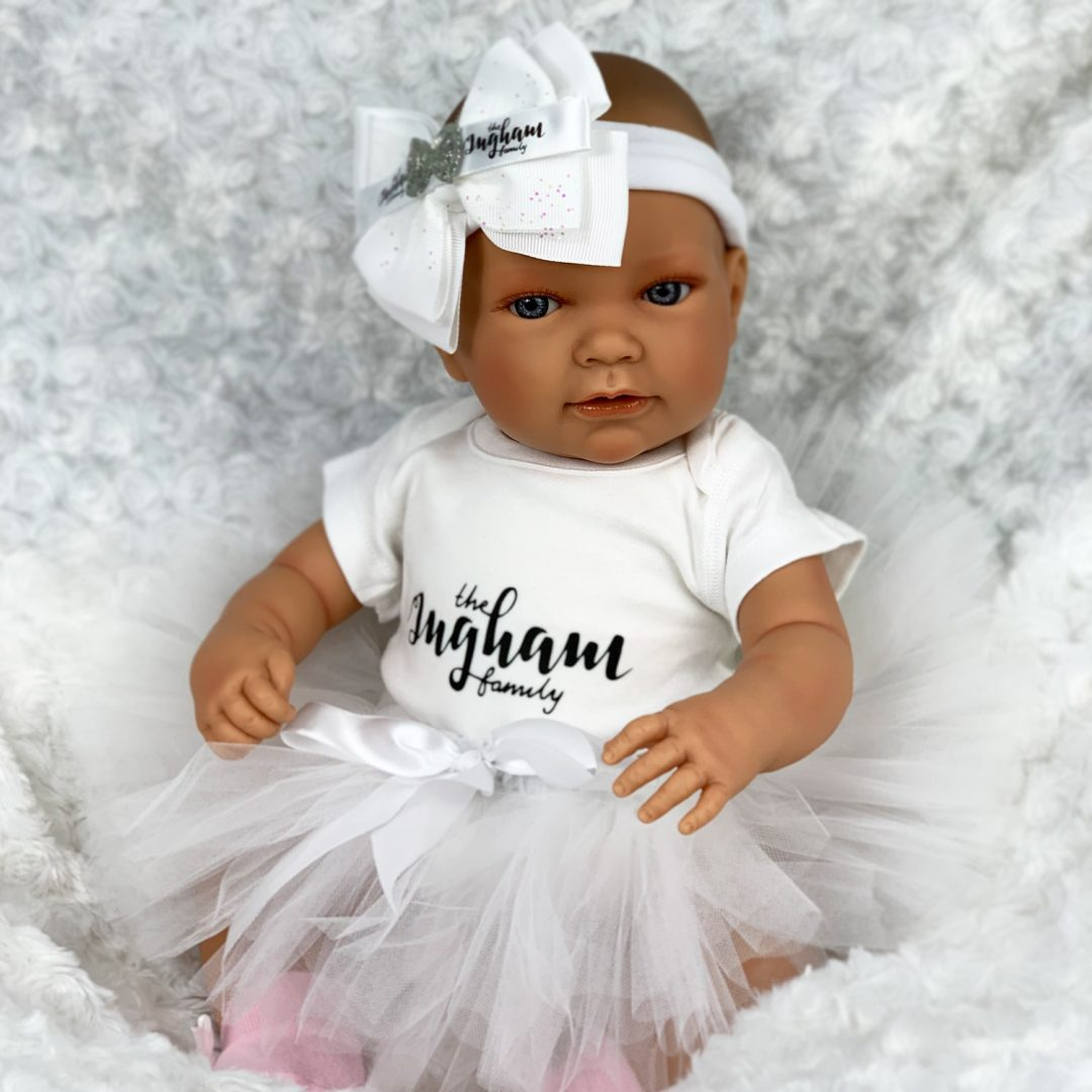 Mariella Baby Doll The Ingham Family Mary Shortle