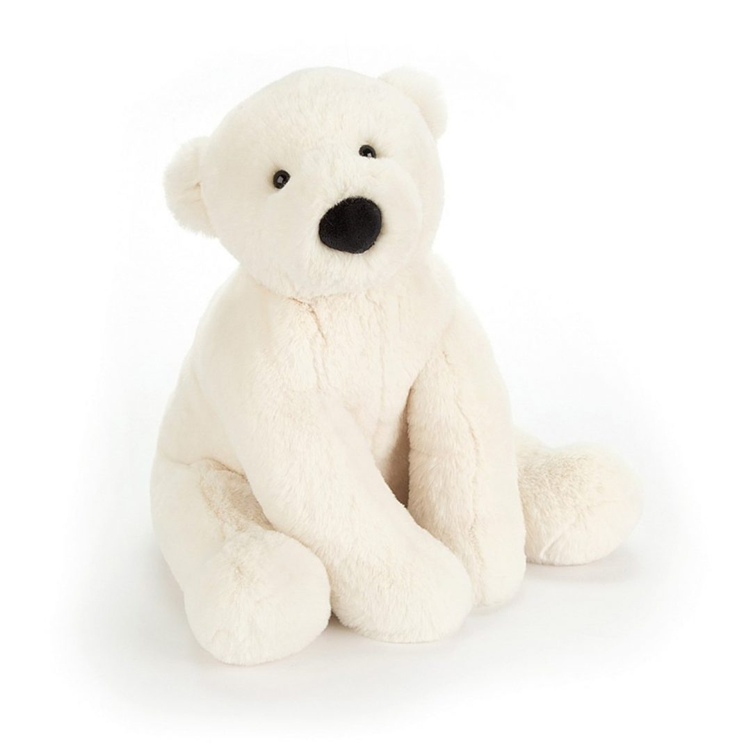 Perry Polar Bear Jellycat Teddy