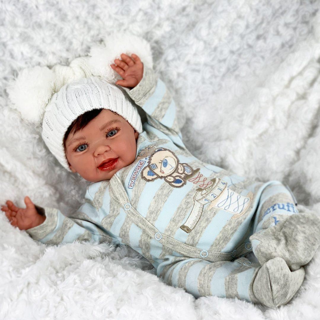 Sidney Reborn Baby Doll Mary Shortle