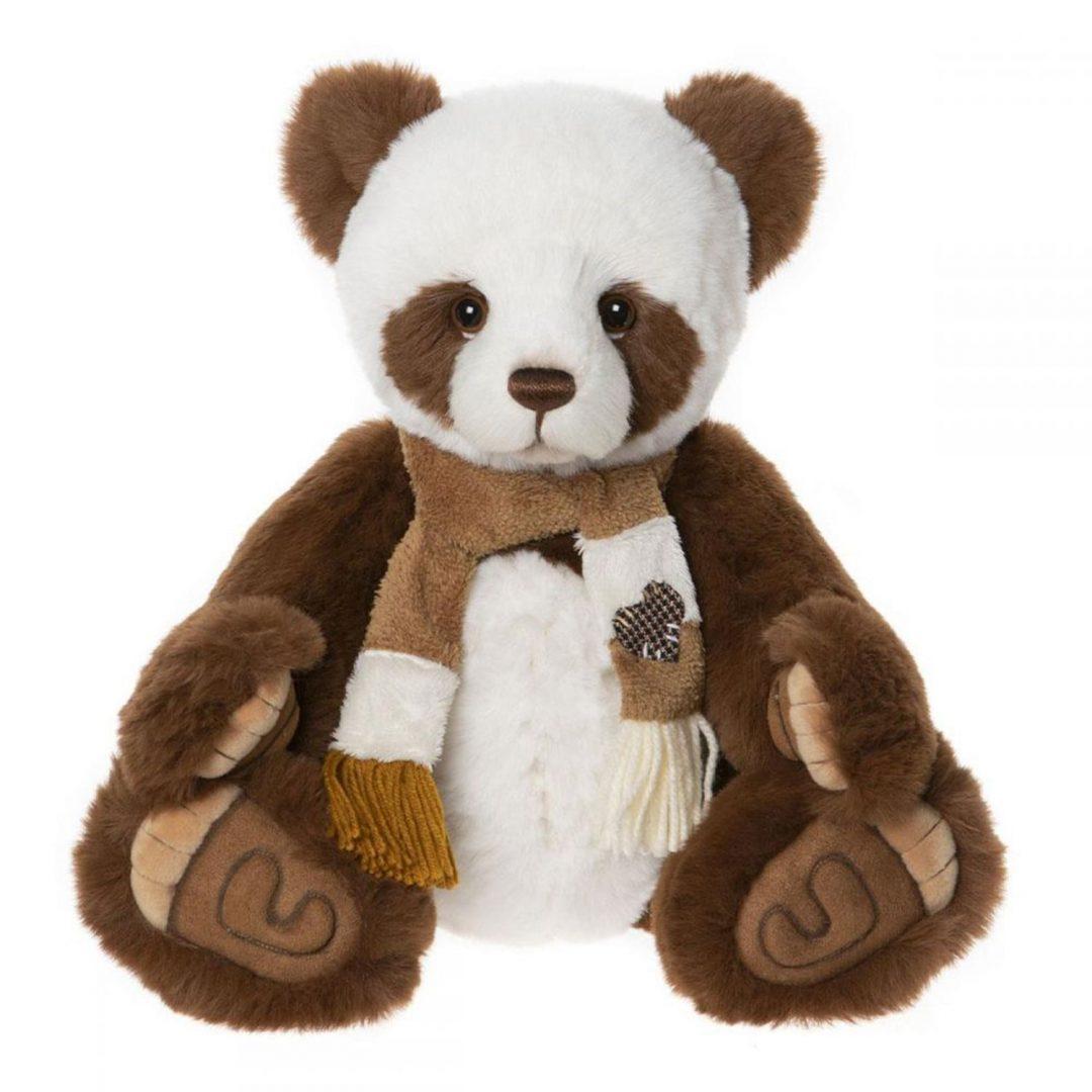 Albie Charlie Bear Teddy Mary Shortle