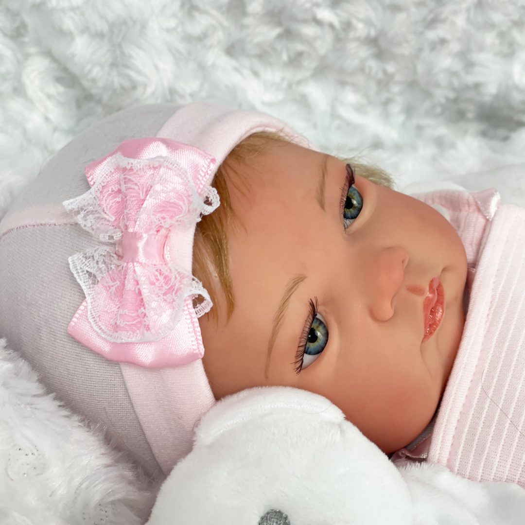 Ashleigh Reborn Girl Doll Mary Shortle