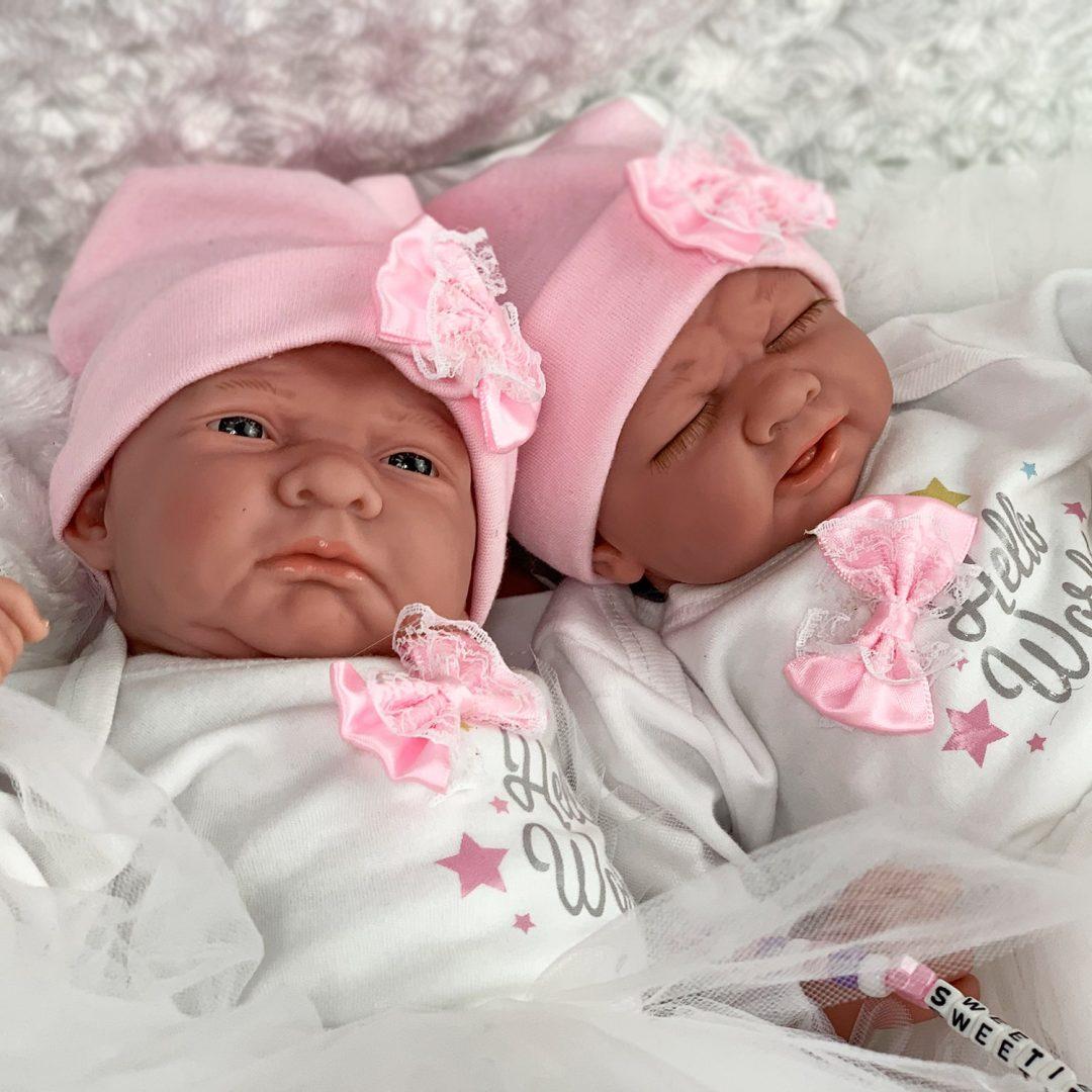 Cora Cara Reborn Baby Girl Dolls Mary Shortle