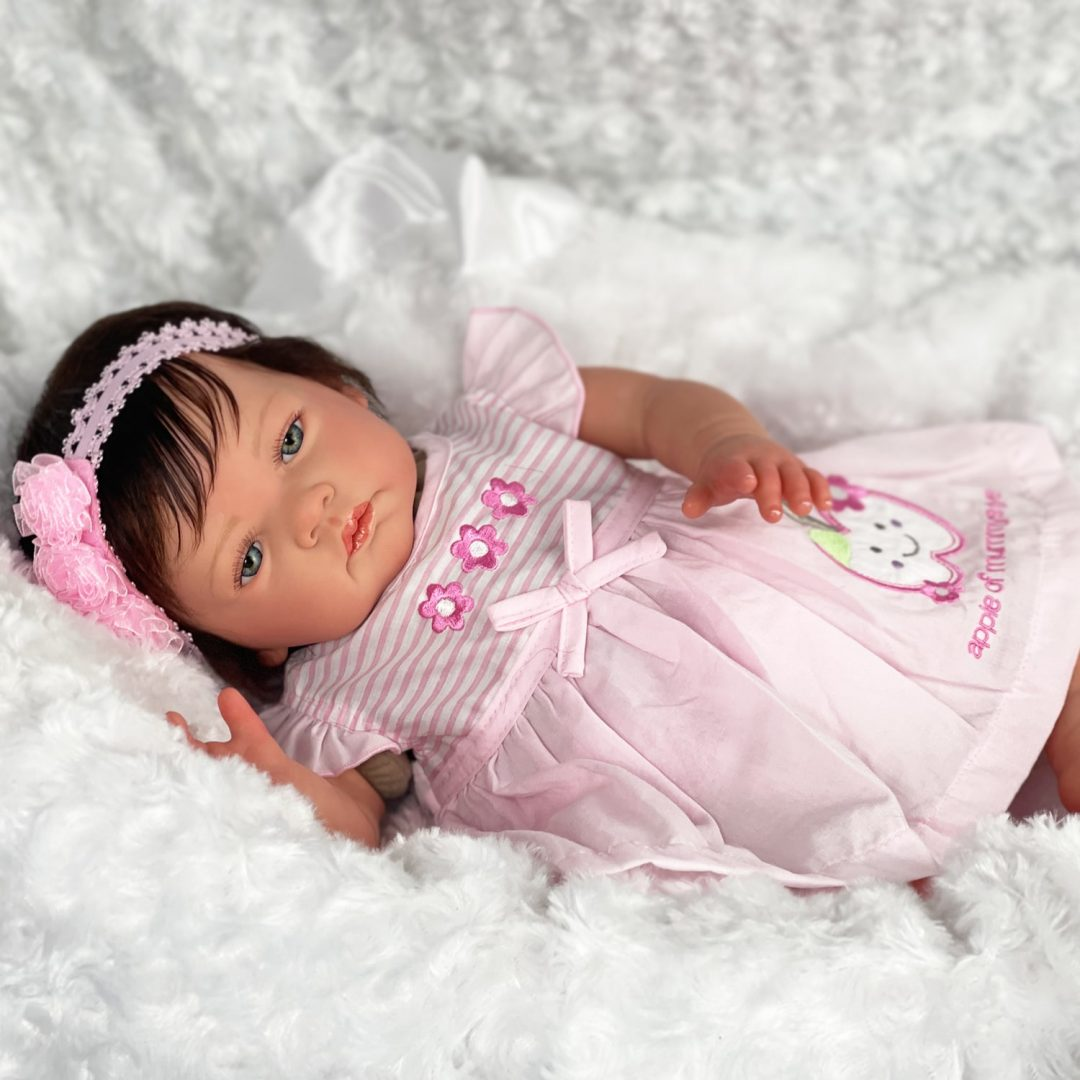 Fleur Reborn Girl Doll Mary Shortle