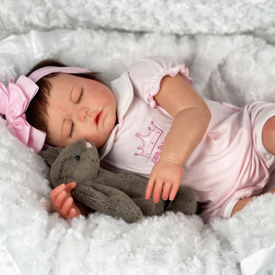 Lina Reborn Girl Doll Mary Shortle