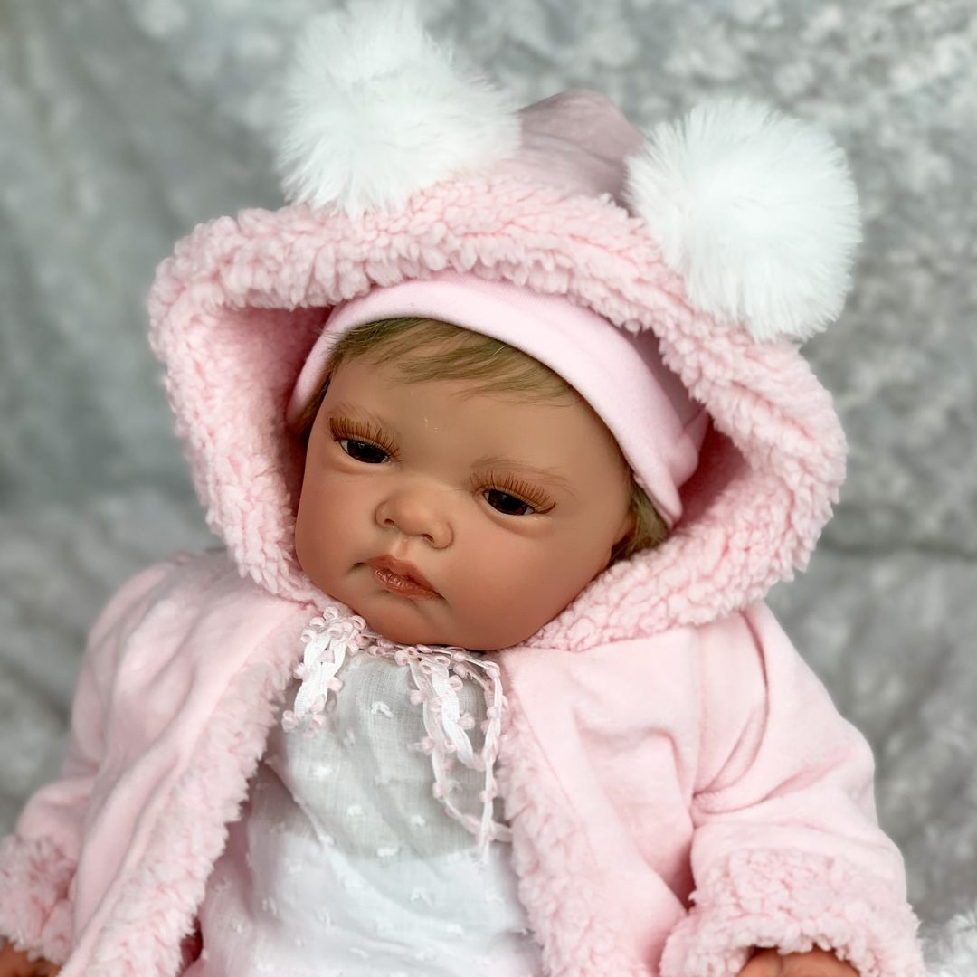Mabel Reborn Baby Doll Mary Shortle