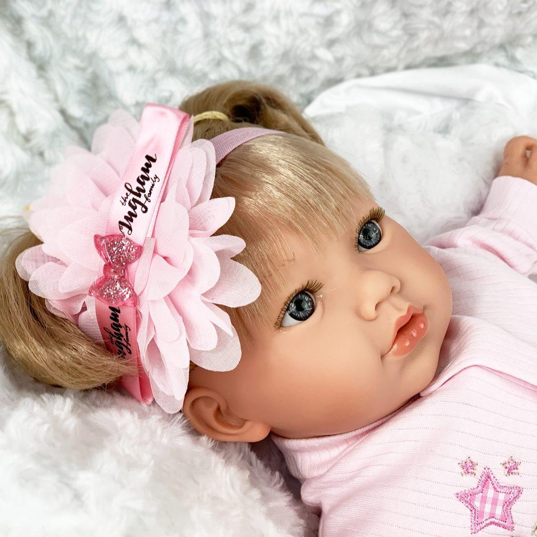 Night Night Bonnie Baby Doll Mary Shortle