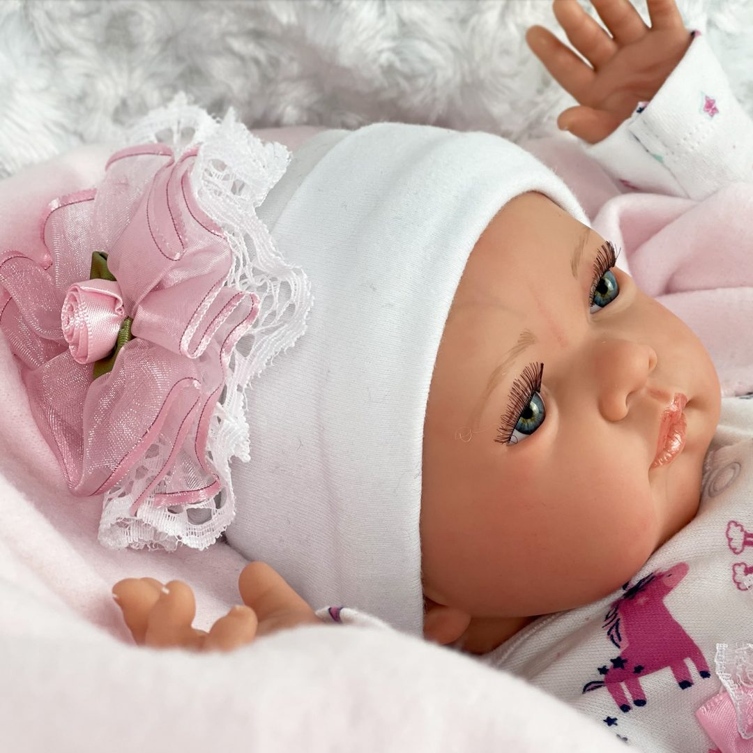 Rose Reborn Baby Doll Mary Shortle