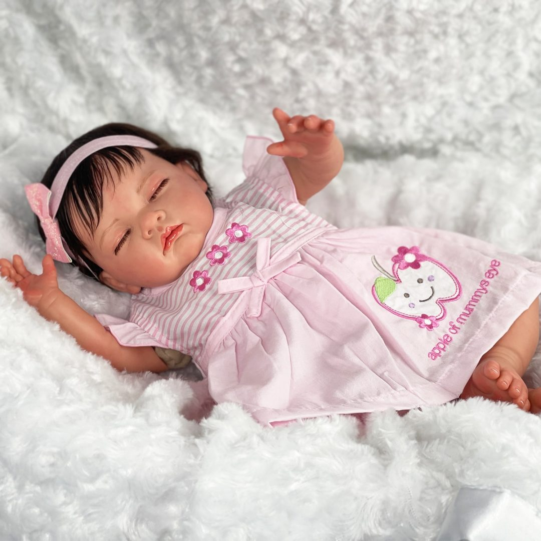 Sweet Isabelle Reborn Baby Girl Mary Shortle