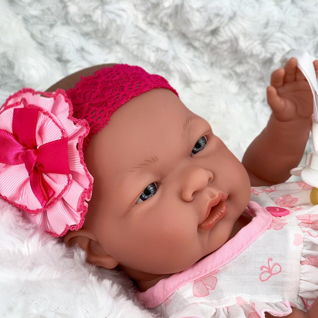 Tess Full Vinyl Bodied Baby Girl Doll Mary Shortle