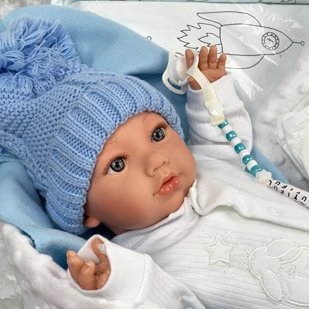 Toby Reborn Hamper Mary Shortle