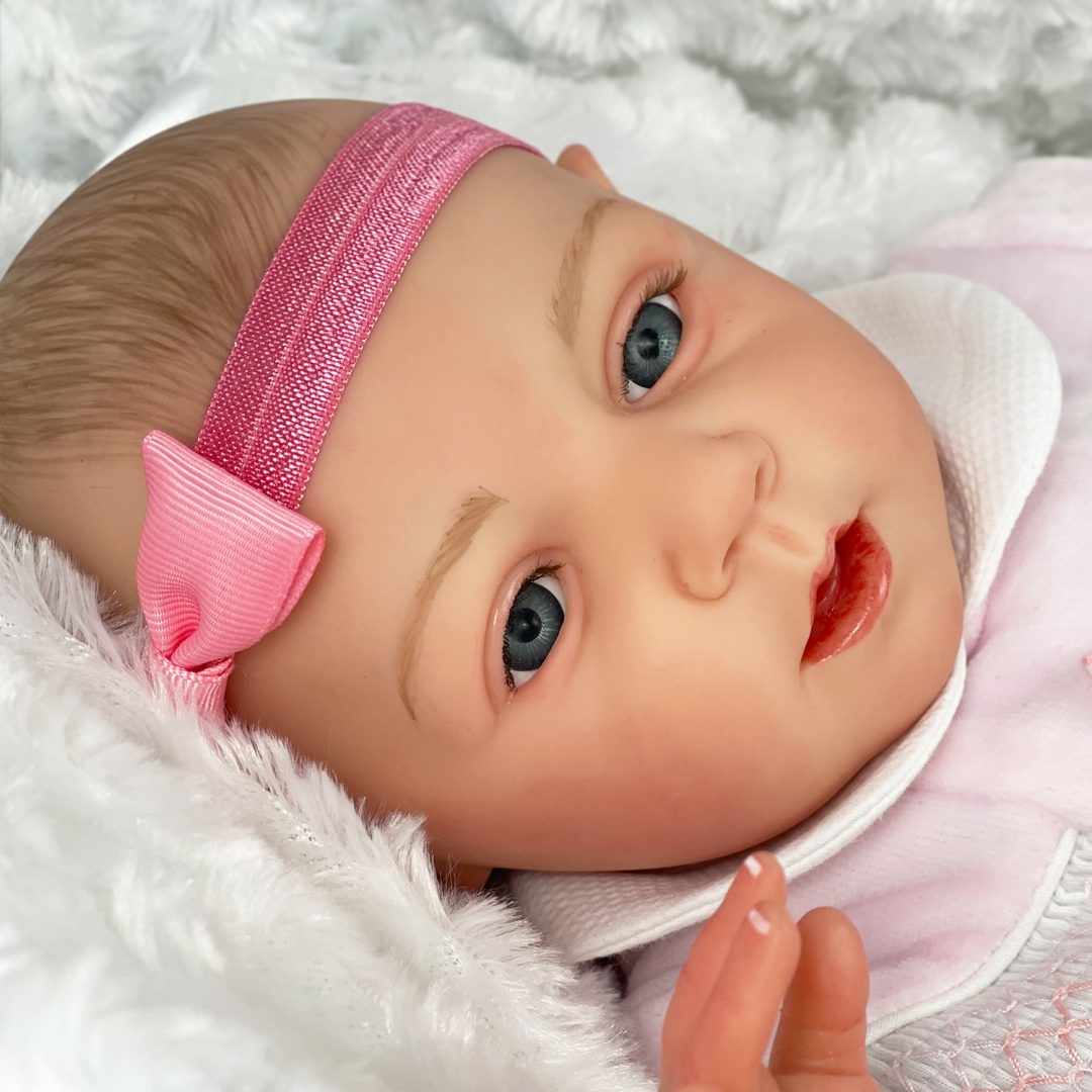 Jasmina Reborn Baby Girl Doll Mary Shortle