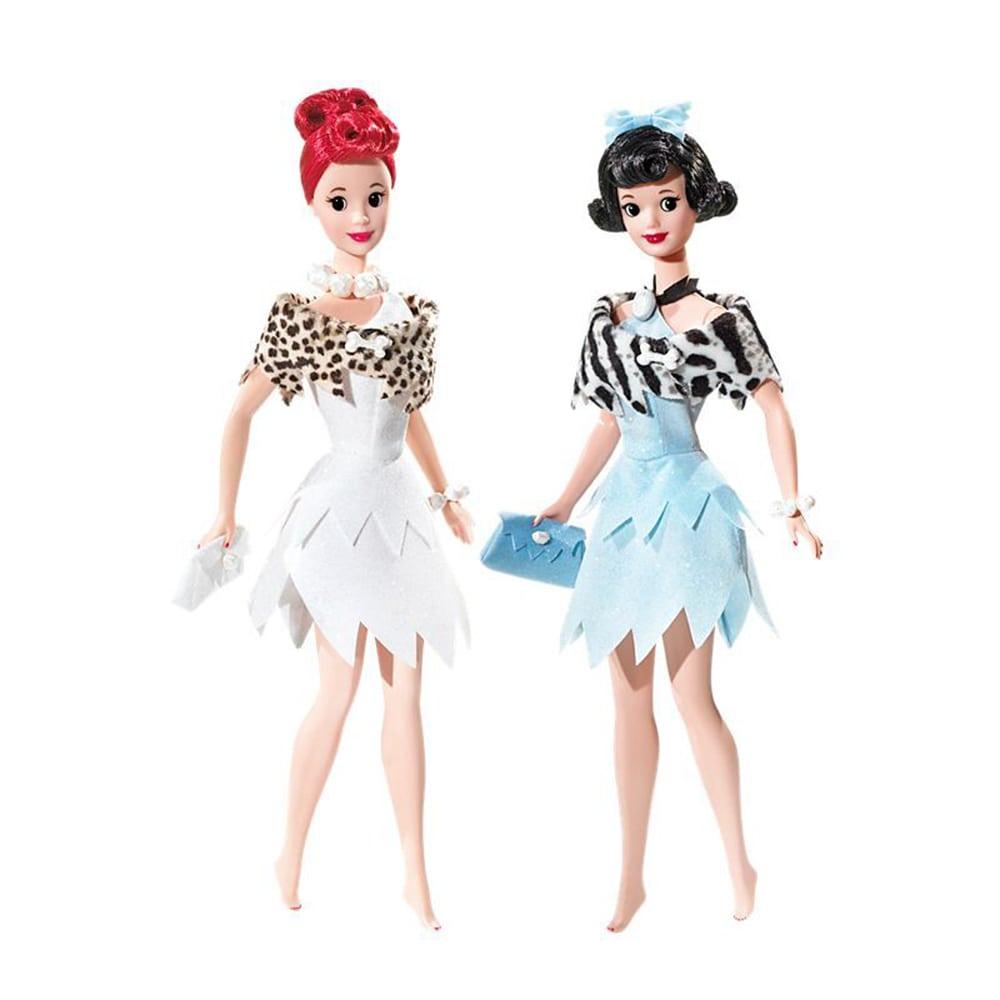 The Flintstones Barbie Doll Mary Shortle