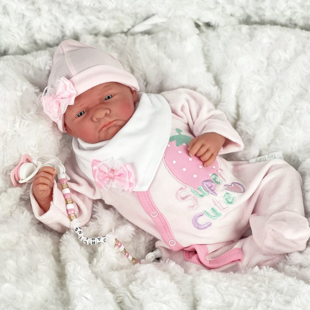 Eloise Reborn Baby Doll Mary Shortle 2-min