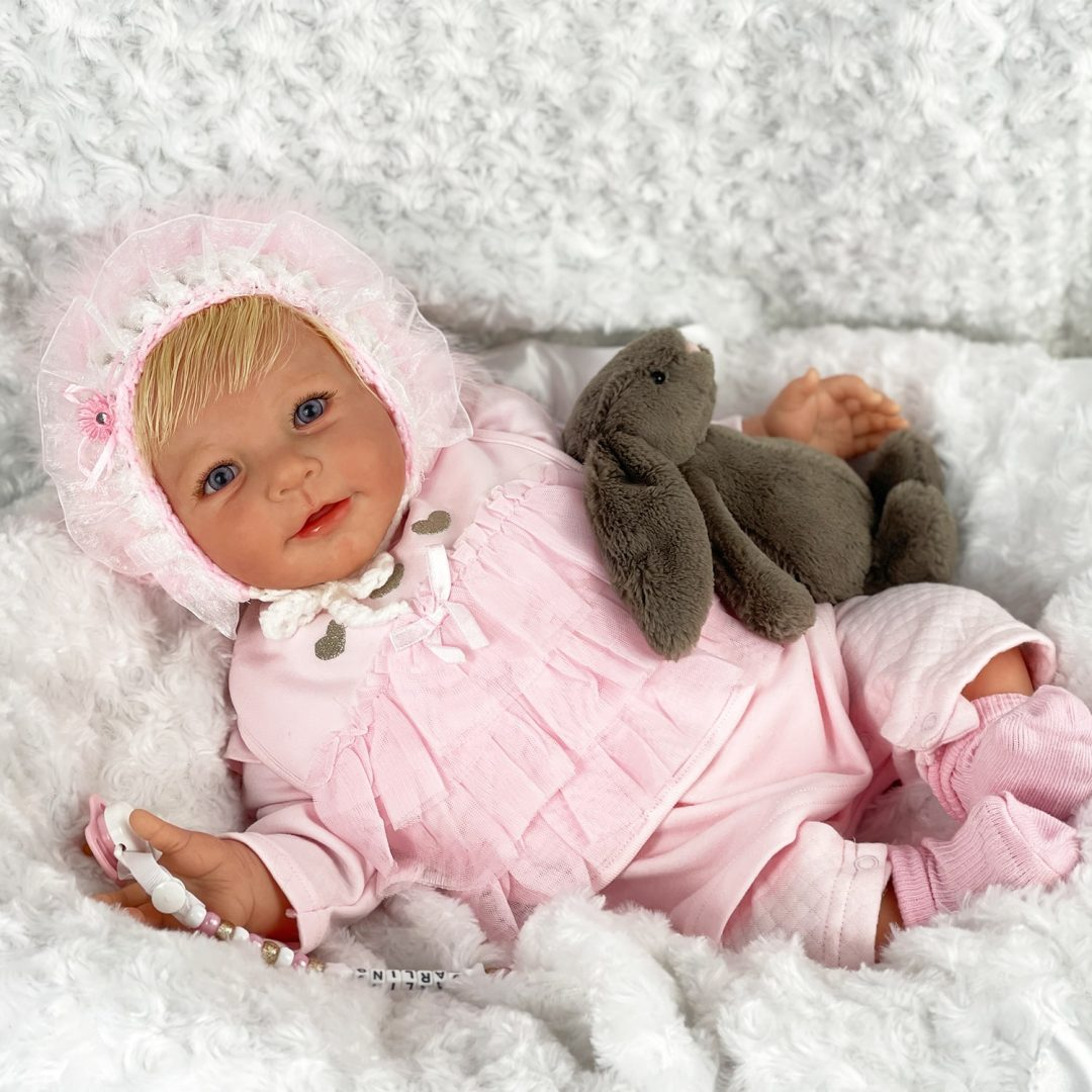 Lianne Reborn Baby Doll Mary Shortle 1-min