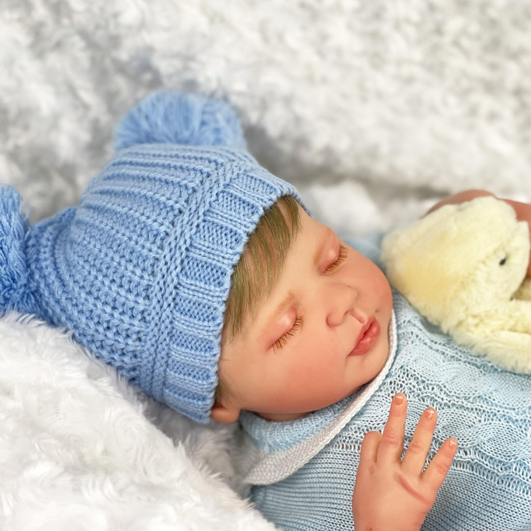 Valentino Reborn Baby Doll Mary Shortle 1-min