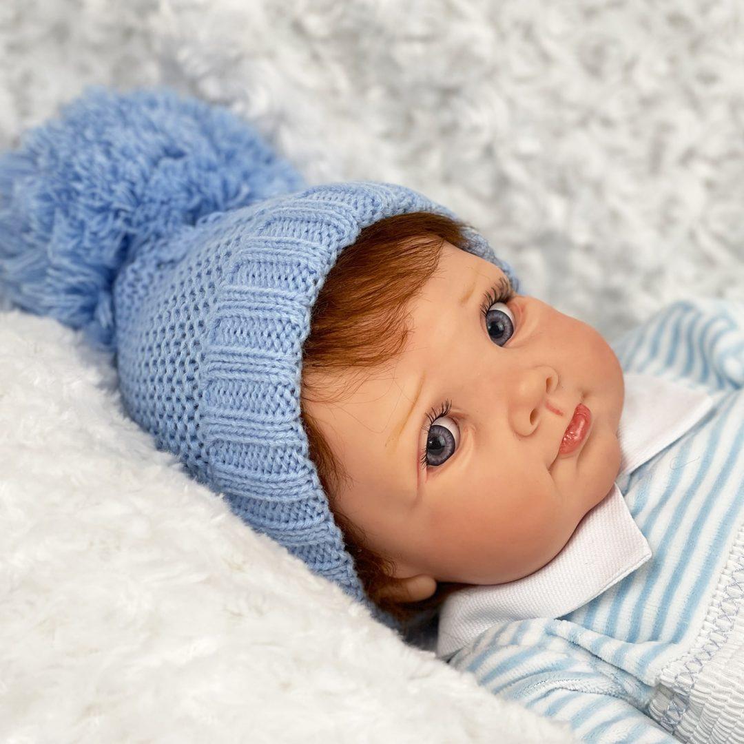 Benny-Joe Reborn Baby Mary Shortle-min