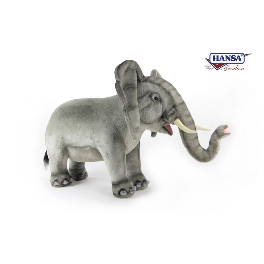 Elephant Seat 106cm Hansa-min