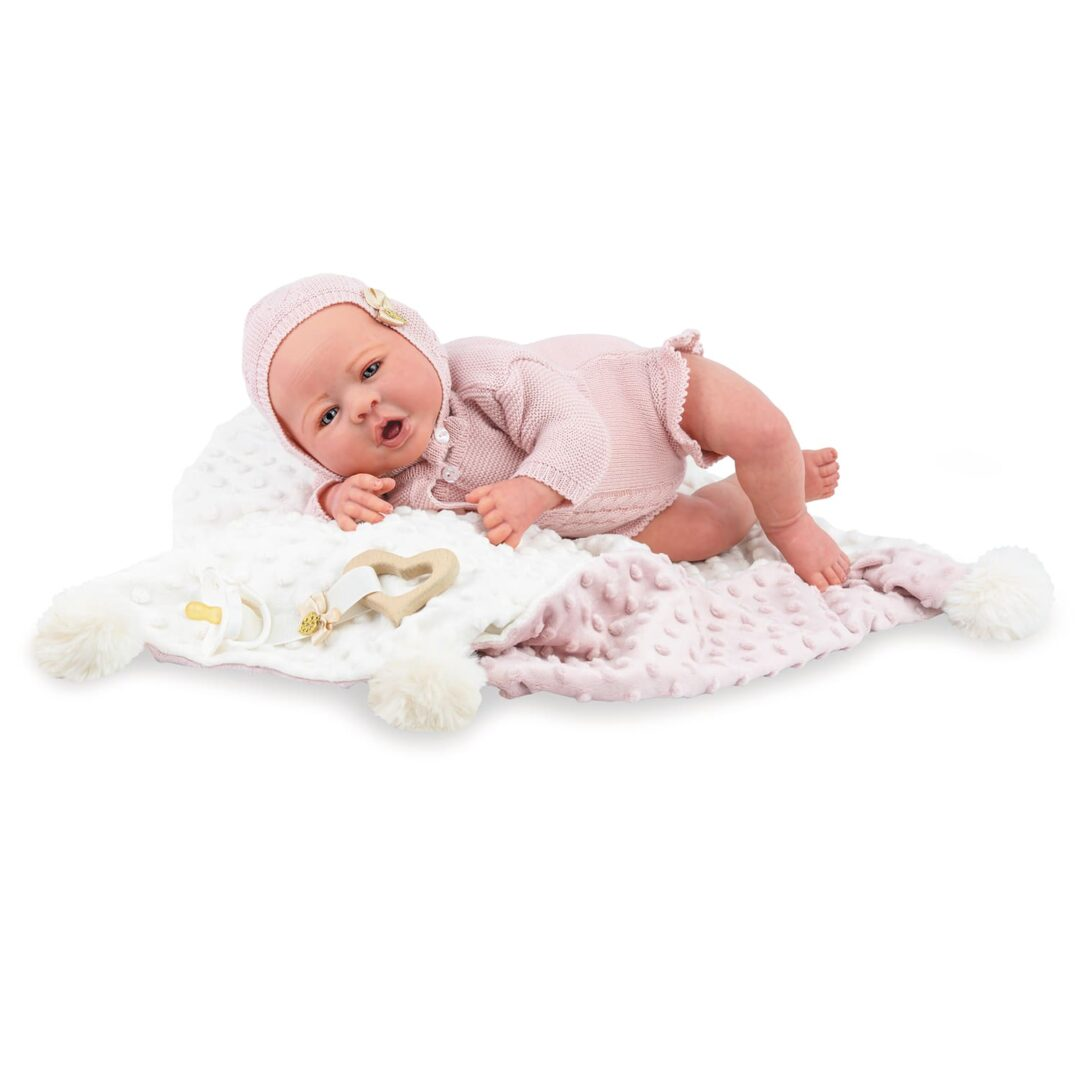 Poppy Reborn Baby Doll Mary Shortle -min