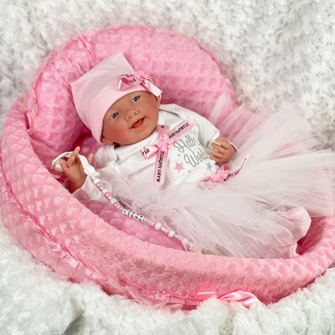 Princess Mary Reborn Baby Doll Mary Shortle 2-min