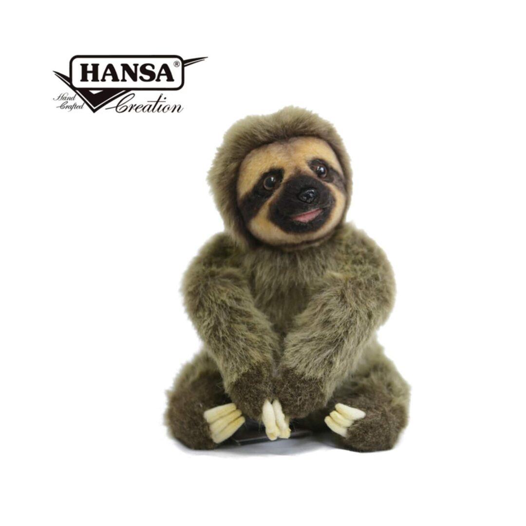Sloth Silver Bear Hansa-min