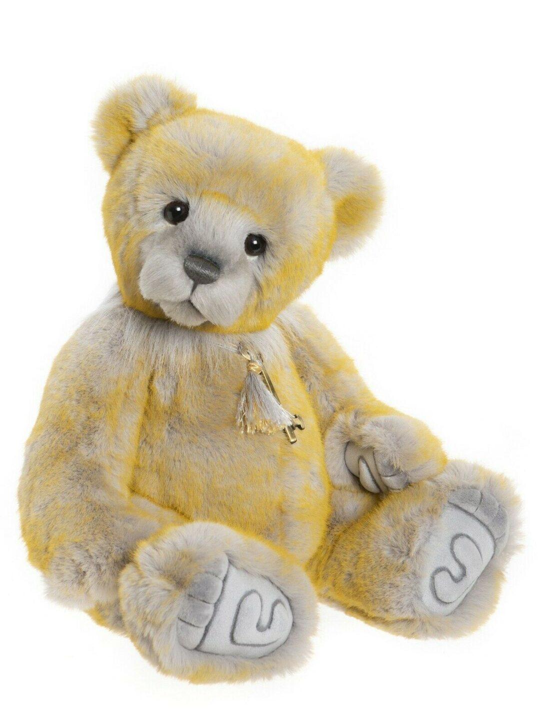 Charlie Bear Honey Bunch-min