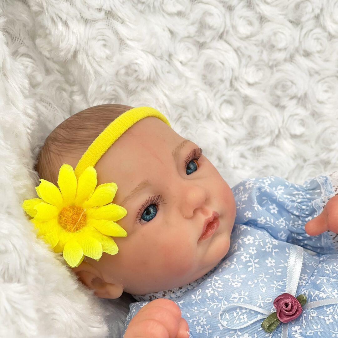 Clementine Reborn Baby 1-min