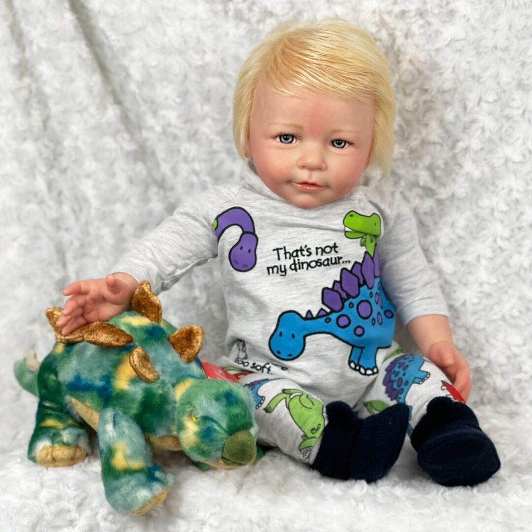 Danny Kool Kidz Reborn Baby-min