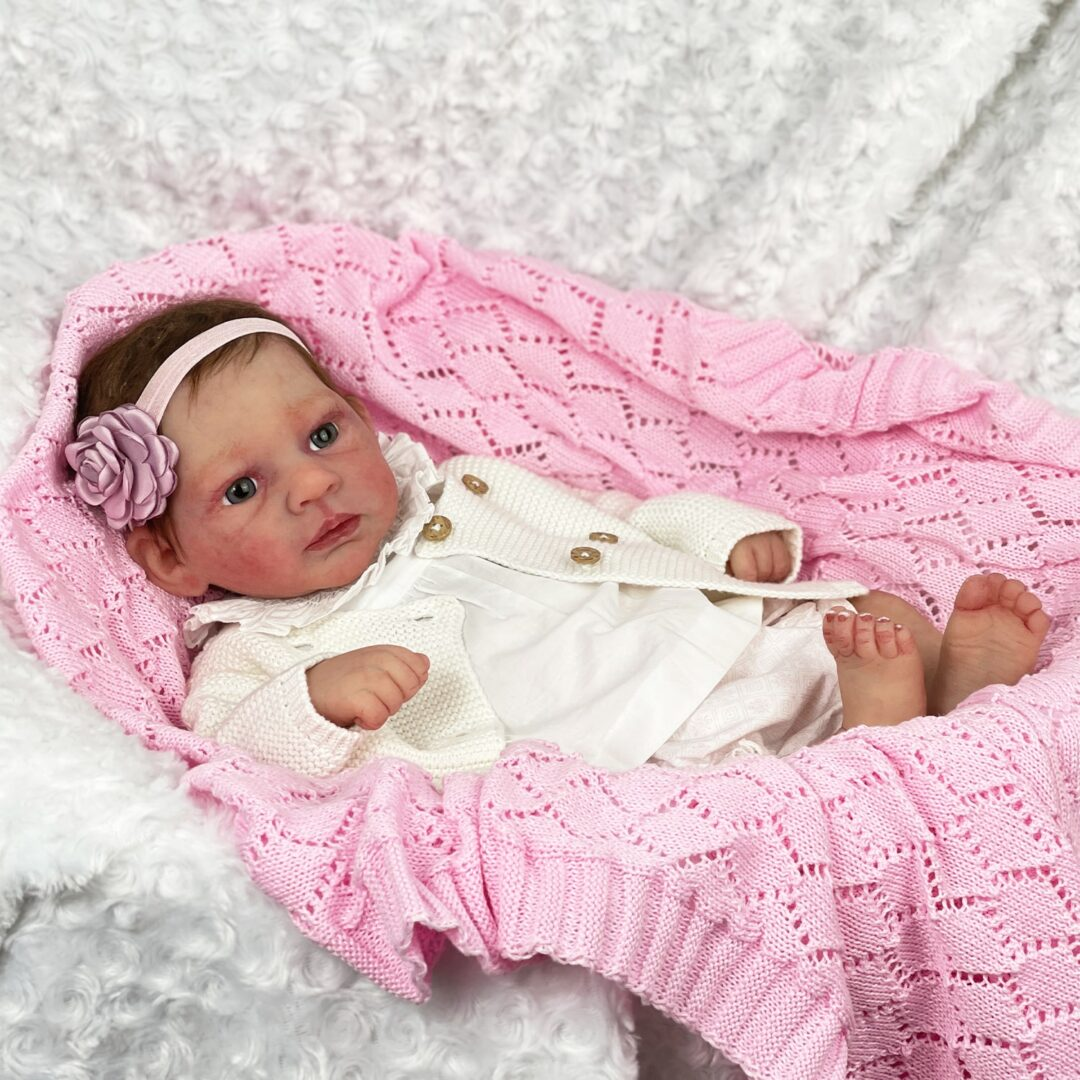 Elise Full Bodied Silicone Baby-min