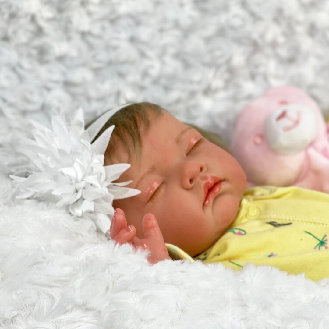Fleur Reborn Baby-min