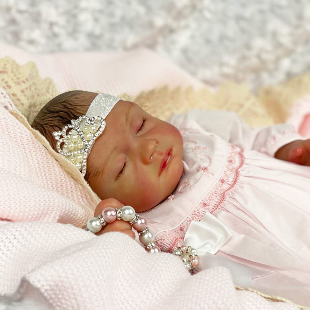 Gianna Reborn Baby Luxe Collection 1-min