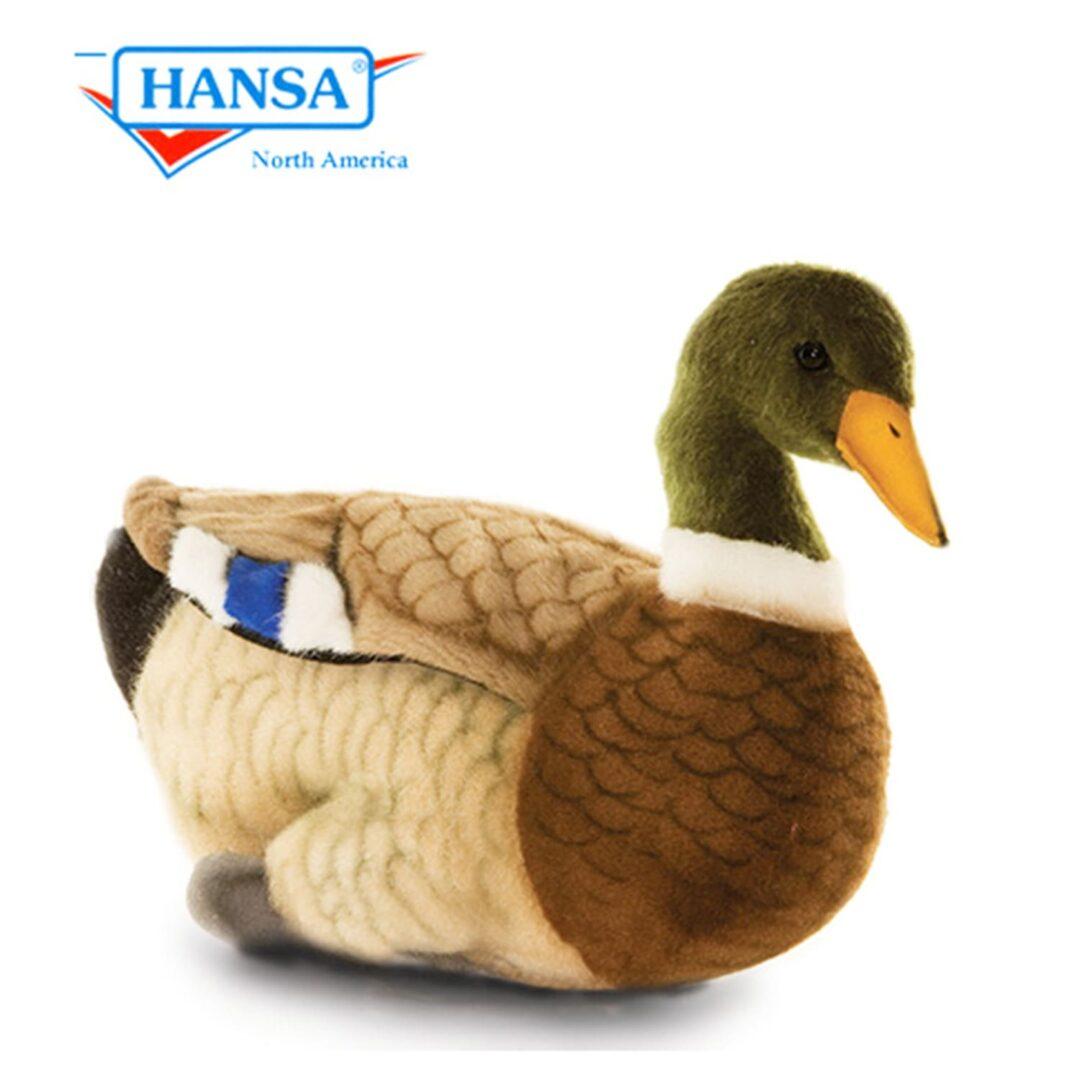 Hansa Mallard Duck-min