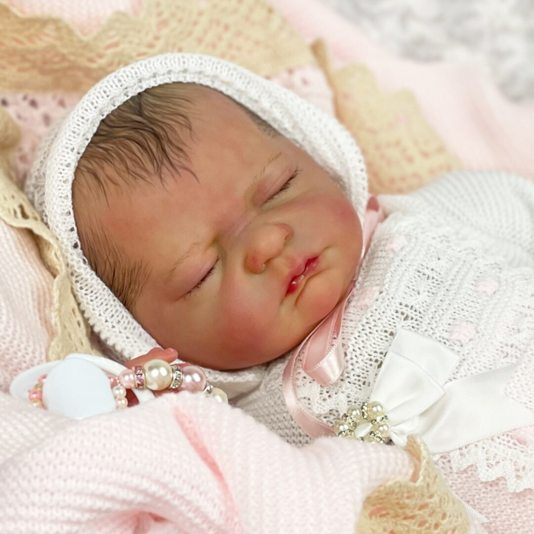 Lucinda Luxe Collection Reborn baby.1-min
