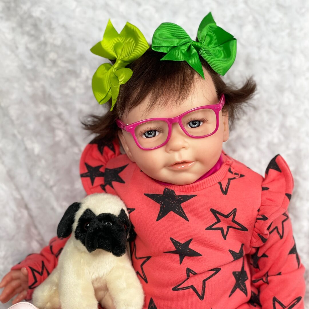 Mercedes Kool Kidz Reborn Baby 1-min
