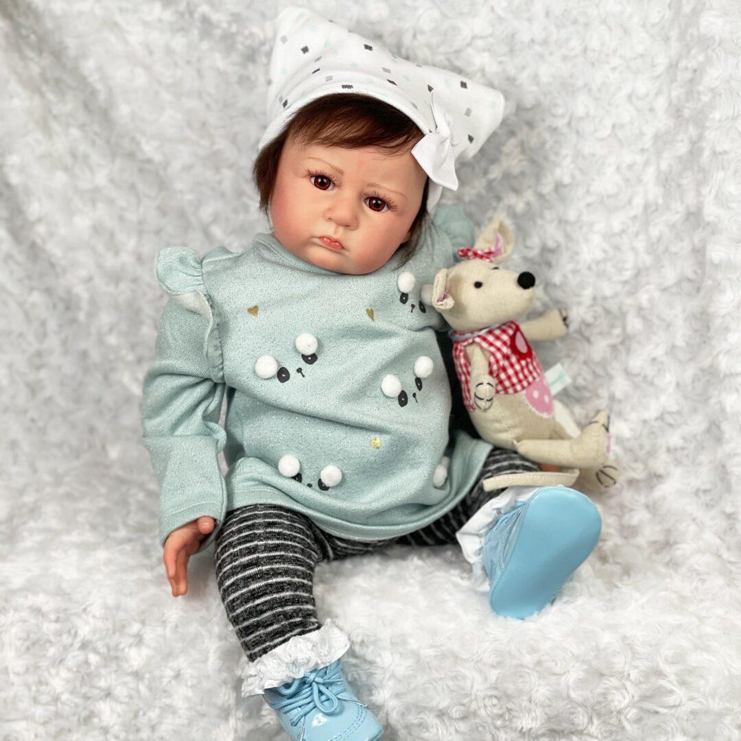 Sasha Kool Kidz Reborn Baby.1-min