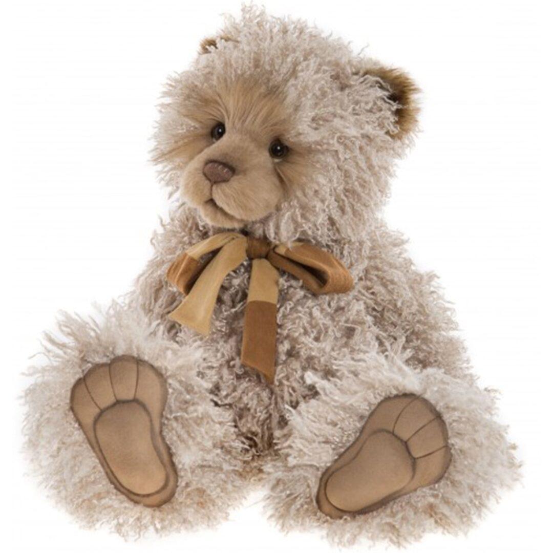 Curly Charlie Bear-min