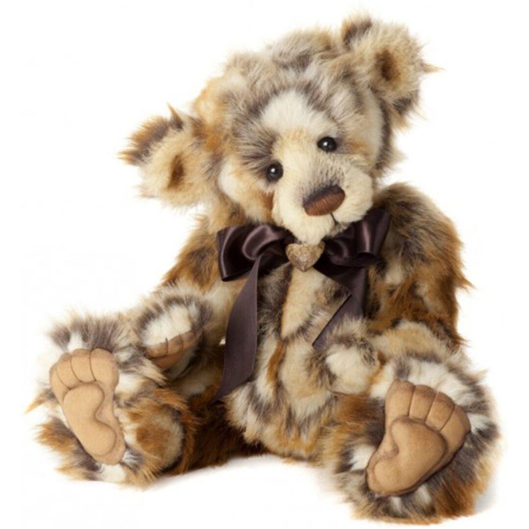 Jumble Charlie Bear-min