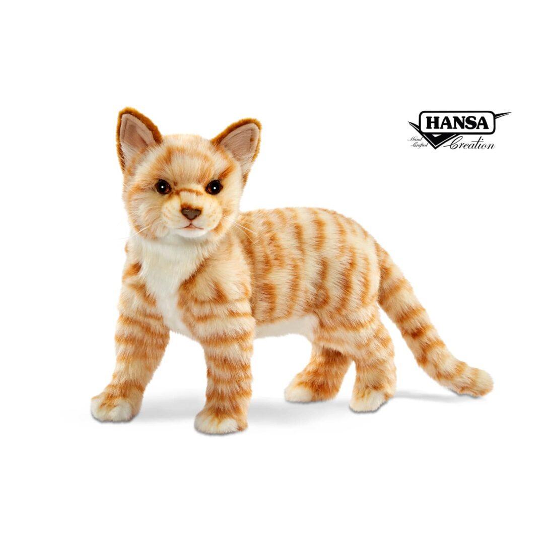 Hansa Ginger Cat Standing-min (1)