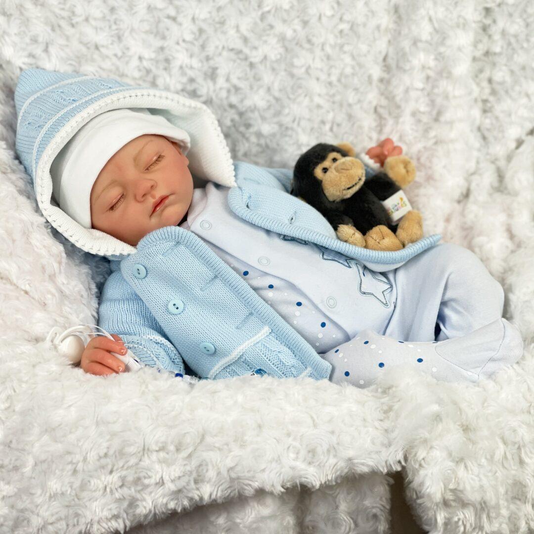 Jamie Reborn Baby 1-min