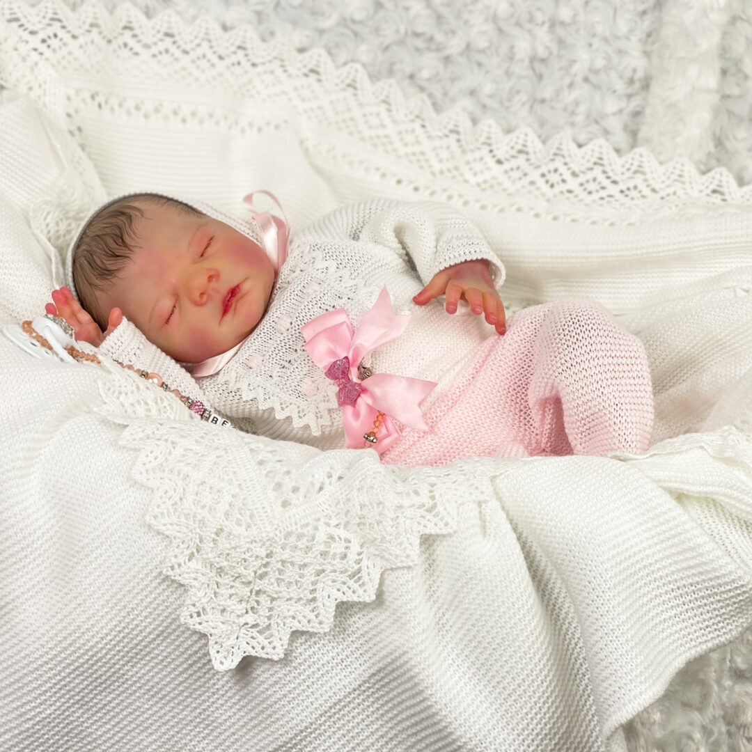 Pippin Luxe Reborn Baby-min