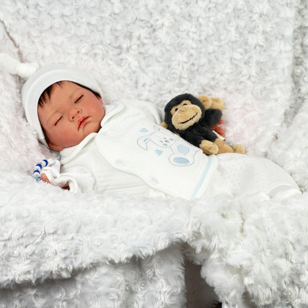 Stevie-James Reborn Baby-min