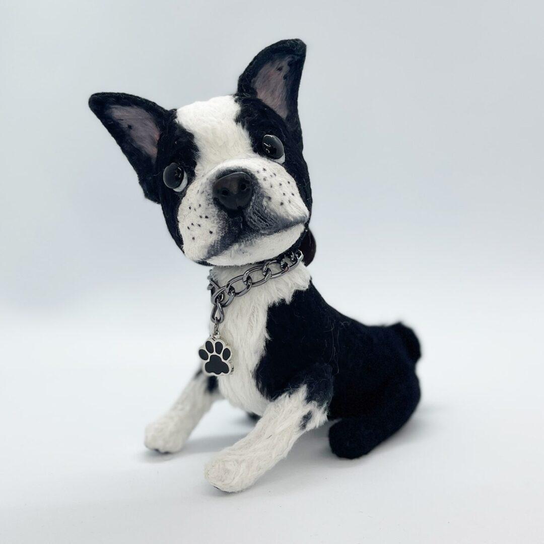Tito Artist Dog-min