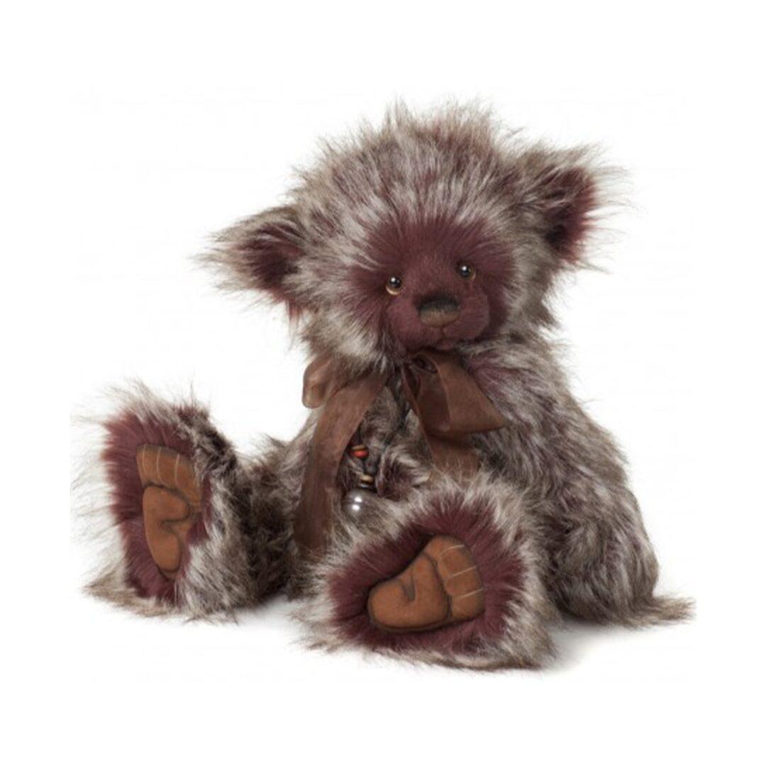 Mulberry Charlie Bear-min