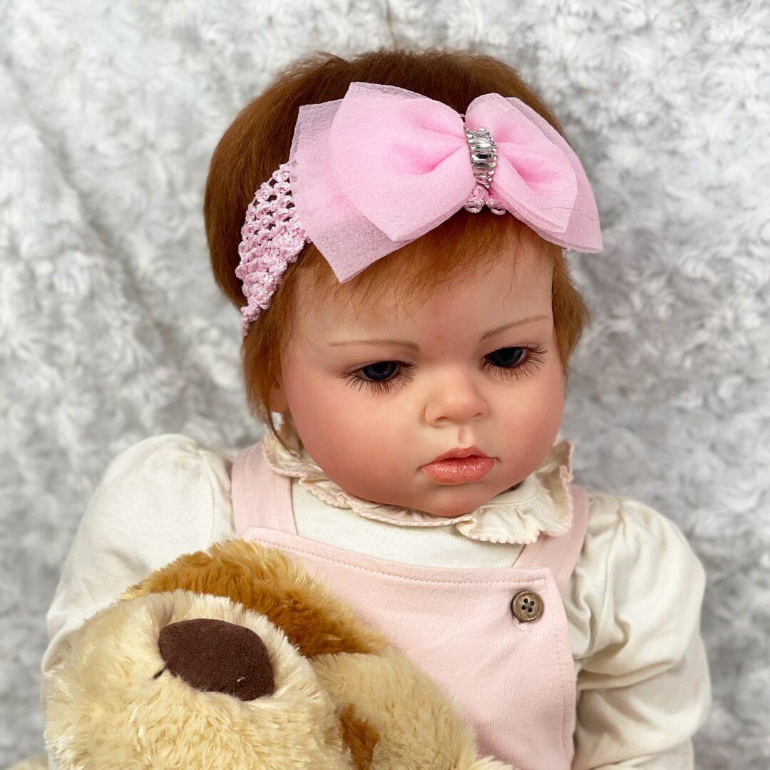 Rose Reborn Toddler Doll-min