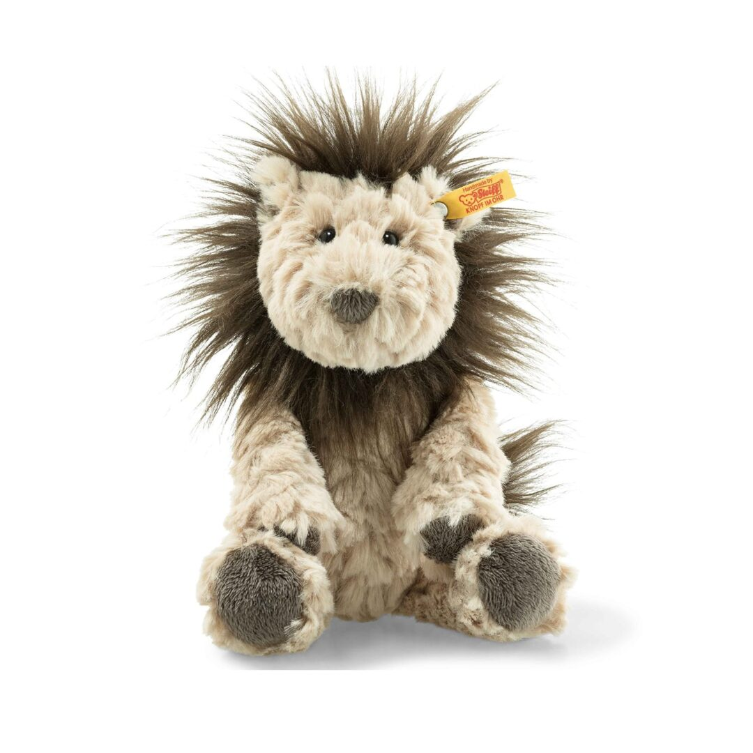 Steiff Soft Cuddly Friends Lionel Lion Small-min