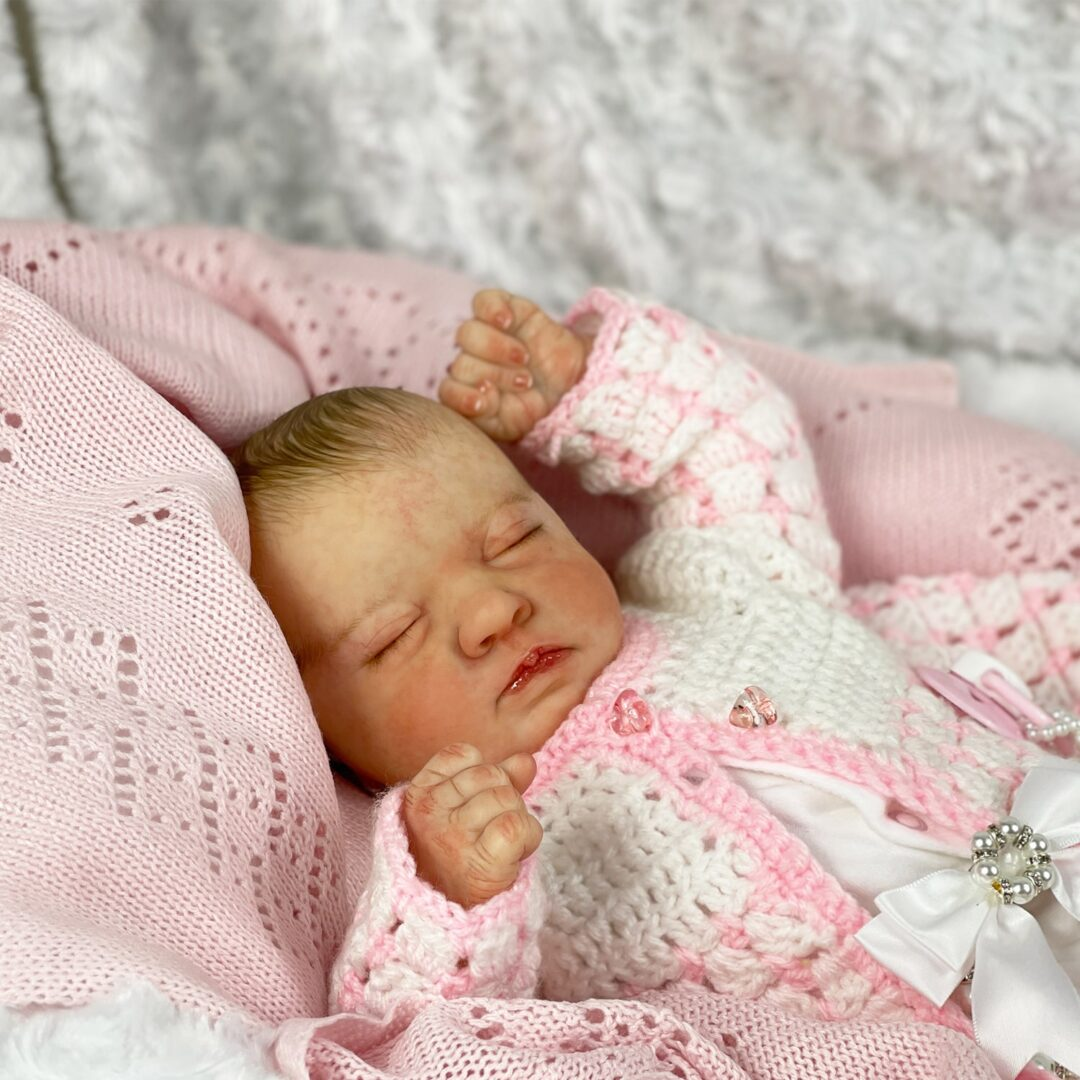 Alyssa Luxe Reborn Baby Collection-min