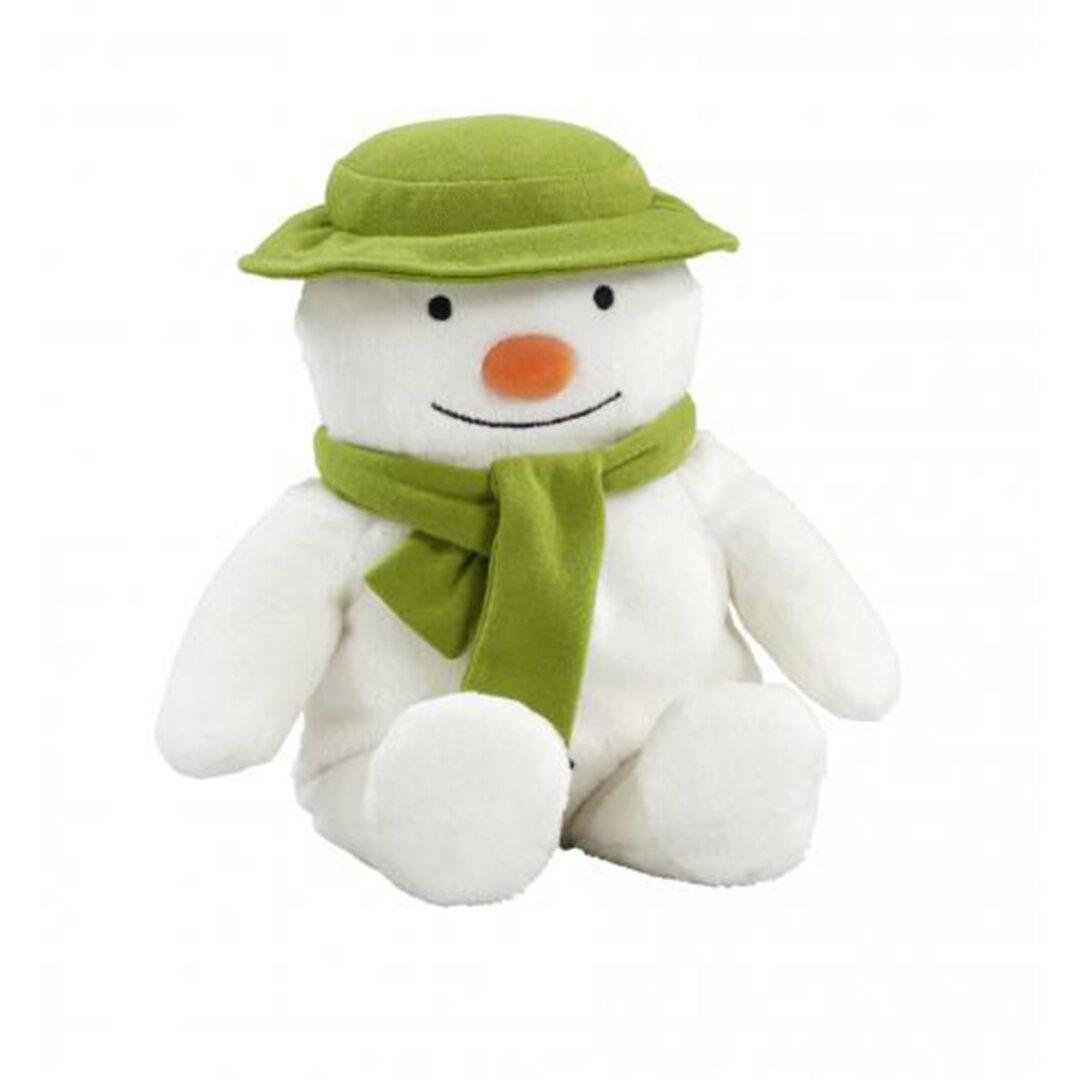 Cuddly Snowman-min
