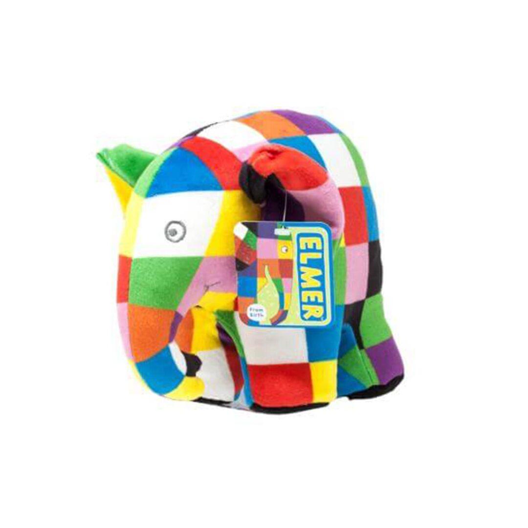 Elmer Soft Toy-min