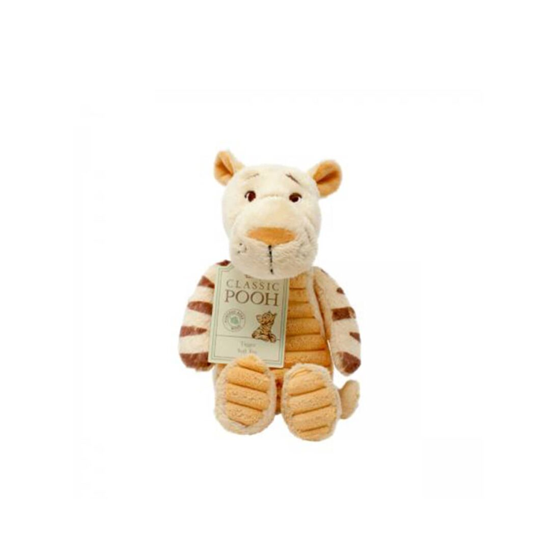Hundred Acre Woods Tigger Soft Toy-min